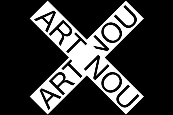 Logo Art Nou Neg